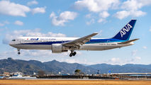 JA607A - ANA - All Nippon Airways Boeing 767-300ER aircraft