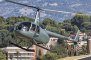 F-HIFM - Azur Helicoptere Robinson R44 Clipper aircraft