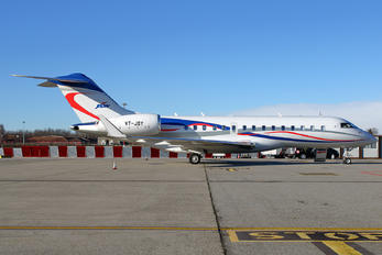 VT-JSY - India Flysafe Aviation Bombardier BD-700 Global 6000