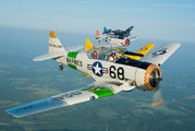 N4583N - Private North American Harvard/Texan (AT-6, 16, SNJ series) aircraft