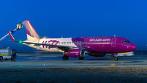 HA-LYL - Wizz Air Airbus A320 aircraft