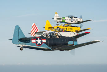 N3771M - Private North American Harvard/Texan (AT-6, 16, SNJ series)