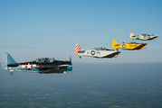 N3771M - Private North American Harvard/Texan (AT-6, 16, SNJ series) aircraft