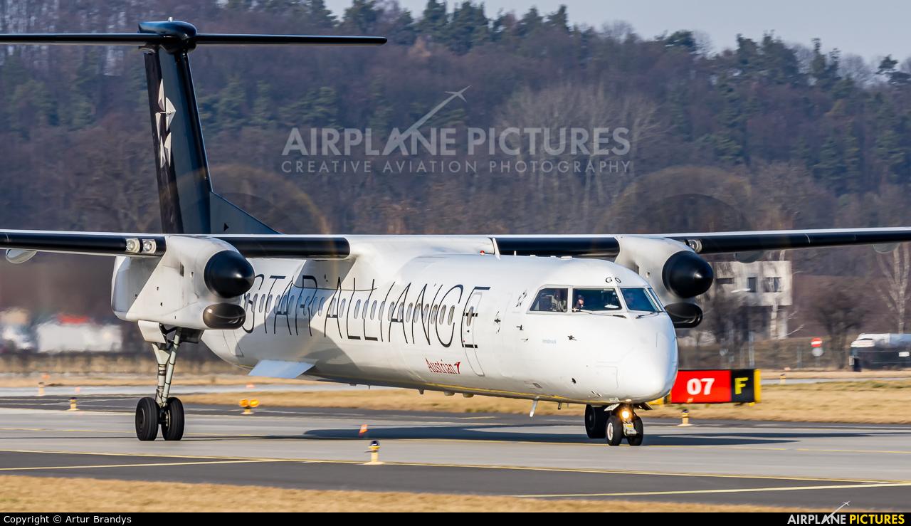 Austrian Airlines/Arrows/Tyrolean OE-LGO aircraft at Kraków - John Paul II Intl