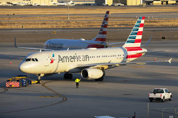 N647AW - American Airlines Airbus A319