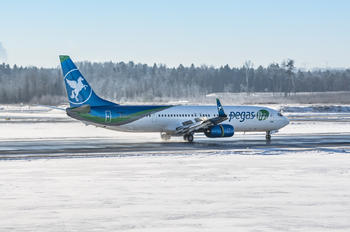 VP-BZY - Ikar Airlines Boeing 737-900ER
