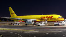 G-DHKZ - DHL Cargo Boeing 757-223(SF) aircraft