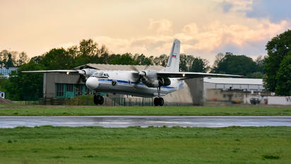 RF-26256 - Russia - Federal Border Guard Service Antonov An-26 (all models)