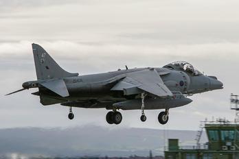 ZD435 - Royal Air Force British Aerospace Harrier GR.9