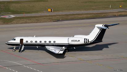 N339JM - Private Gulfstream Aerospace G-V, G-V-SP, G500, G550