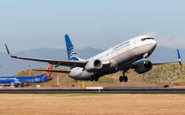 HP-1852CMP - Copa Airlines Boeing 737-800