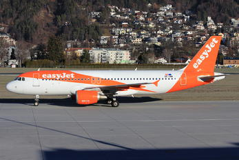 OE-INM - easyJet Europe Airbus A320