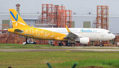 F-WXAI - Vanilla Air Airbus A320