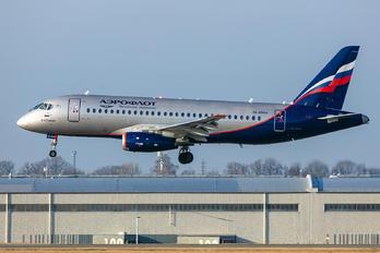 RA-89104 - Aeroflot Sukhoi Superjet 100