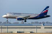 RA-89104 - Aeroflot Sukhoi Superjet 100 aircraft