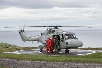 801 - France - Navy Westland Lynx HAS.4(FN)