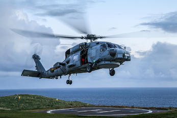 011003 - Spain - Navy Sikorsky SH-60B Seahawk