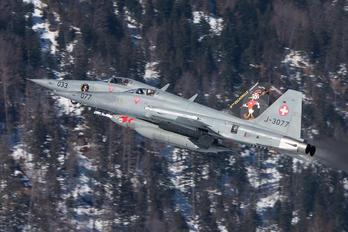 J-3077 - Switzerland - Air Force Northrop F-5E Tiger II