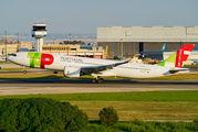 CS-TUF - TAP Portugal Airbus A330neo aircraft