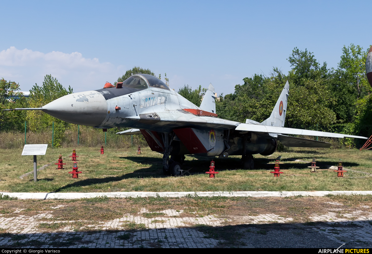 Romania - Air Force 67 aircraft at Bucharest - Romanian AF Museum