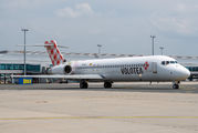 EI-EXB - Volotea Airlines Boeing 717 aircraft