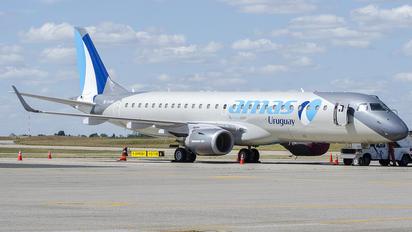 CX-IVO - Amaszonas Uruguay Embraer ERJ-195 (190-200)