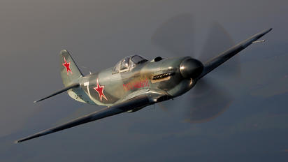 D-FYAC - Private Yakovlev Yak-3M