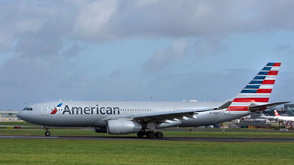 N293AY - American Airlines Airbus A330-200