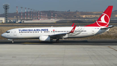 TC-JHB - Turkish Airlines Boeing 737-800