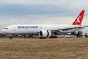 TC-LJO - Turkish Cargo Boeing 777F aircraft