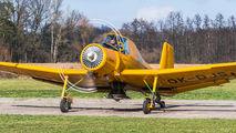 OK-DJS - Agroair Zlín Aircraft Z-37A Čmelák aircraft