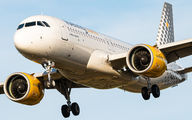 EC-NCS - Vueling Airlines Airbus A320 NEO aircraft