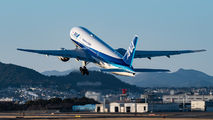 JA742A - ANA - All Nippon Airways Boeing 777-200 aircraft