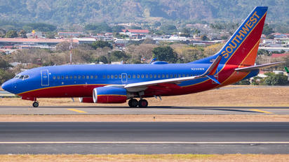 N256WN - Southwest Airlines Boeing 737-700