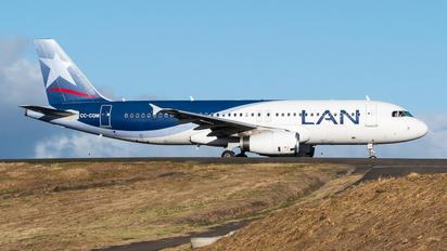 CC-CQM - LAN Airlines Airbus A320