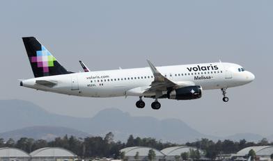 N521VL - Volaris Airbus A320