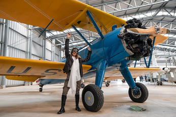 SE-BOF - - Aviation Glamour - Aviation Glamour - Model