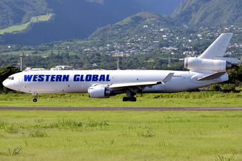 N545JN - Western Global Airlines McDonnell Douglas MD-11F