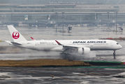 JA05XJ - JAL - Japan Airlines Airbus A350-900 aircraft