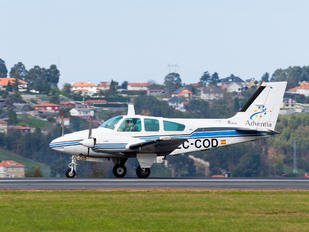 EC-COD - Adventia Beechcraft 95 Baron