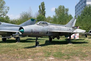 714 - Romania - Air Force Mikoyan-Gurevich MiG-21F-13