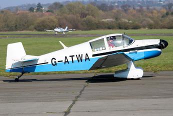 G-ATWA - Private Jodel DR1050 Ambassadeur