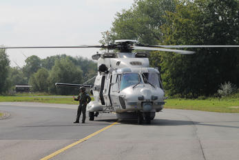 RN-01 - Belgium - Navy NH Industries NH90 NFH