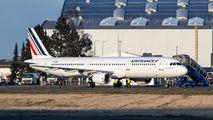 F-GMZE - Air France Airbus A321 aircraft