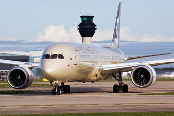 A6-BNA - Etihad Airways Boeing 787-9 Dreamliner