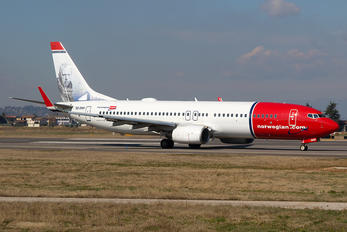 SE-RRF - Norwegian Air Sweden Boeing 737-800