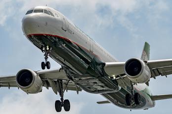 B-16226 - Eva Air Airbus A321
