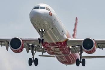 VN-A631 - VietJet Air Airbus A321