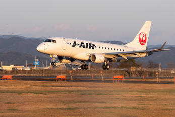 JA227J - J-Air Embraer ERJ-170 (170-100)