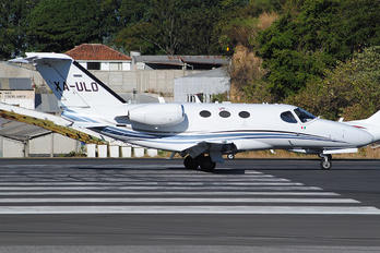 XA-ULO - Private Cessna 510 Citation Mustang